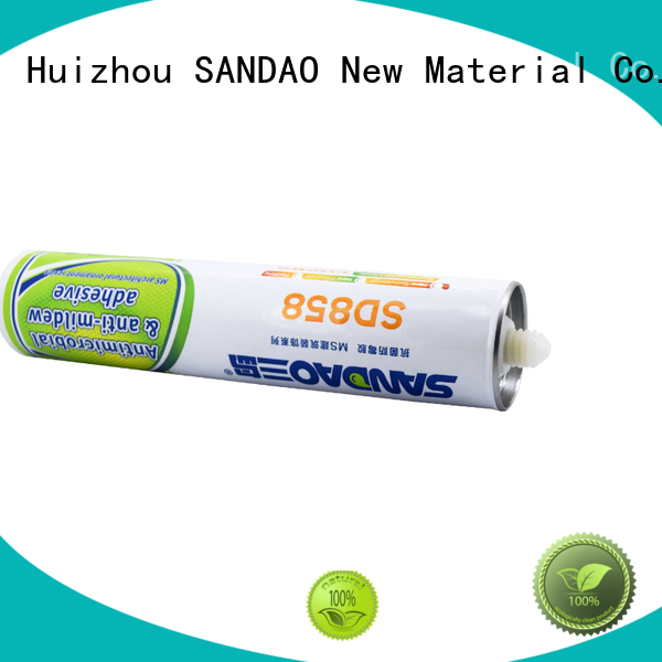 SANDAO hot-sale ms polymer adhesive antifungal for electrical products