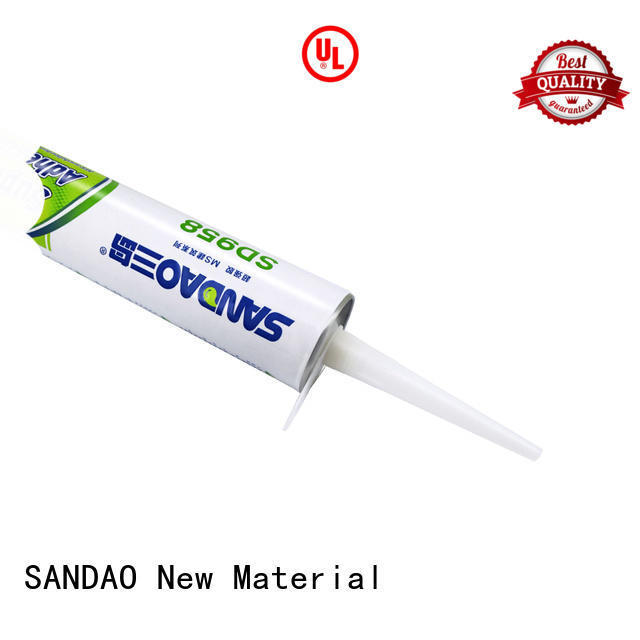 SANDAO outstanding MS adhesive series widely-use for electrical products