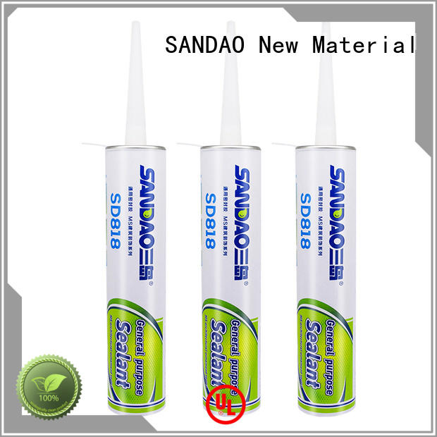SANDAO purpose MS adhesive series wholesale for fixing products