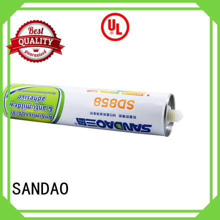 MS adhesive series antifungal effectively for screws