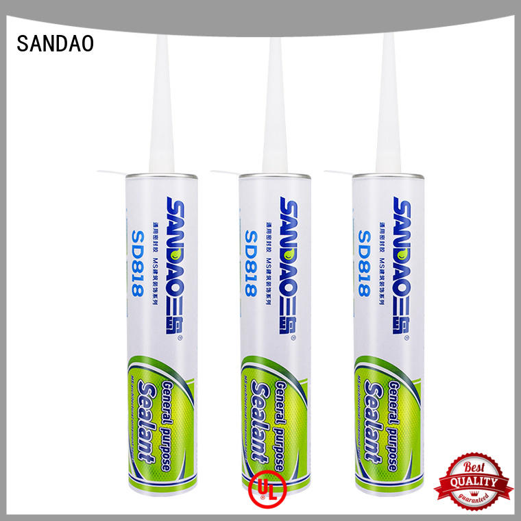 SD818  MS adhesive sealant for concrete walls