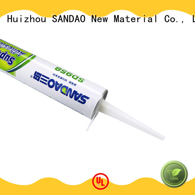 MS adhesive series building widely-use for screws