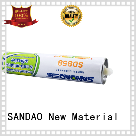 SANDAO hot-sale MS adhesive series long-term-use for screws