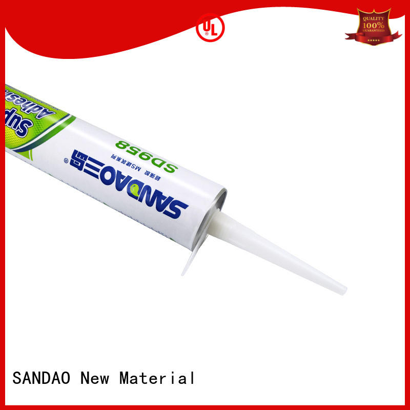 SANDAO newly MS adhesive series long-term-use for fixing products