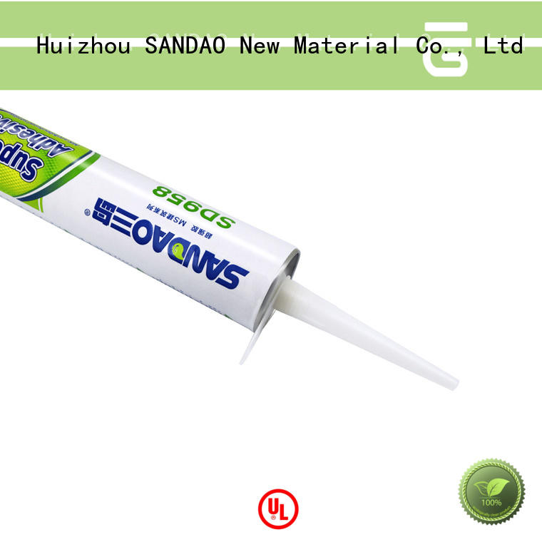 SANDAO building MS adhesive series  supply for fixing products