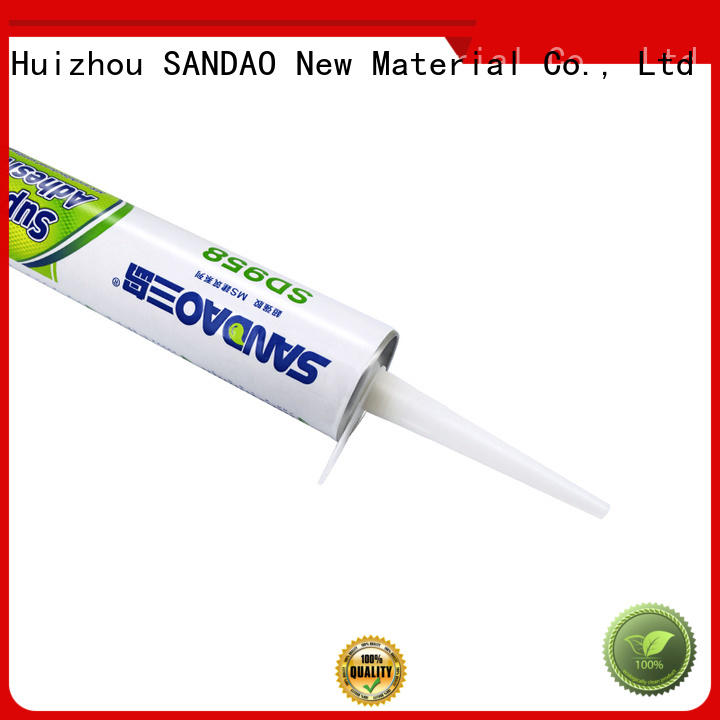 SANDAO building MS adhesive series factory for fixing products