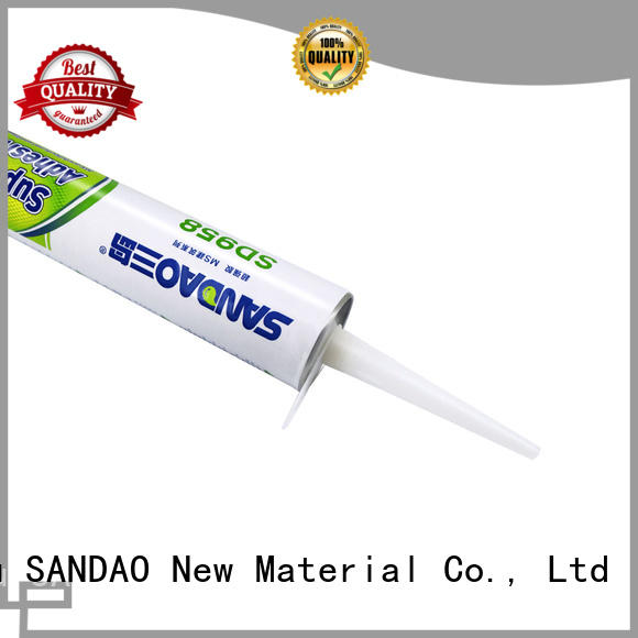 SANDAO high-quality MS adhesive series factory for screws