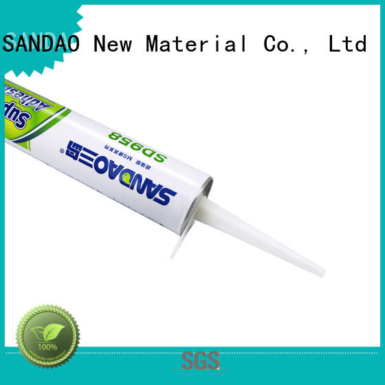 SANDAO newly MS adhesive series vendor for fixing products