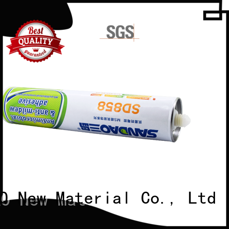 SANDAO newly MS adhesive series producer for screws