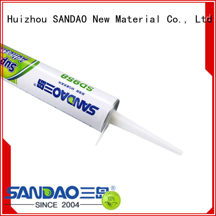SANDAO MS adhesive series in-green for fixing products