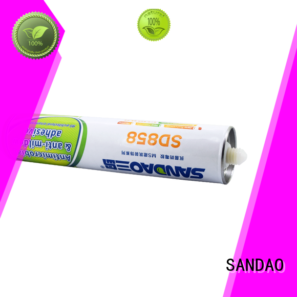SANDAO outstanding MS adhesive series in-green for screws