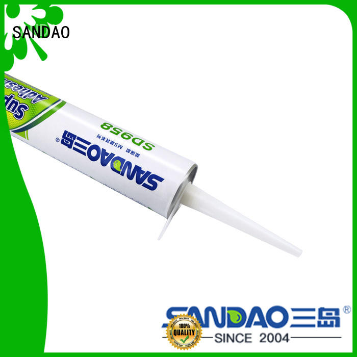 SANDAO high-quality MS adhesive series in-green for screws