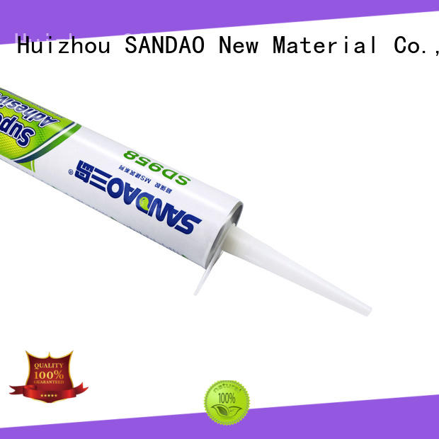 SANDAO antifungal MS adhesive series vendor for electrical products