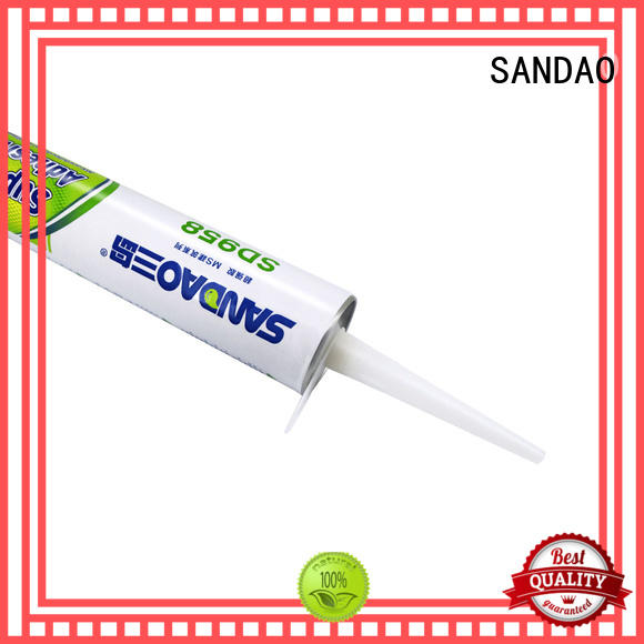 SANDAO best MS adhesive series producer for electrical products