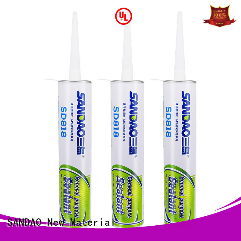 MS adhesive series antibacterial in-green for electrical products