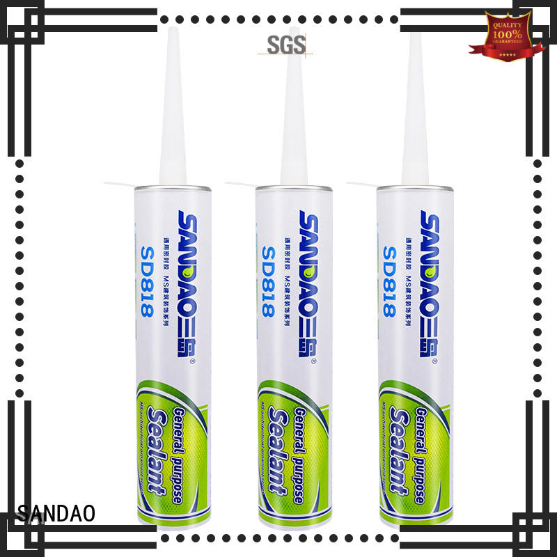SANDAO outstanding MS adhesive series vendor for fixing products