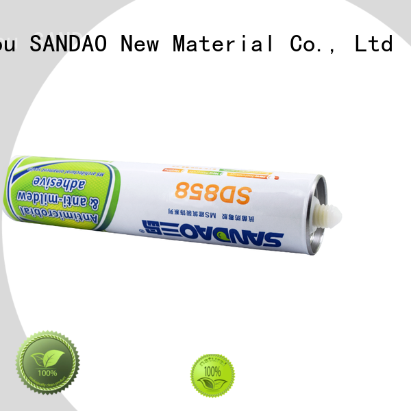 SANDAO sealant MS adhesive series effectively for electrical products