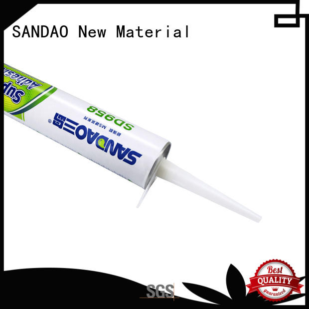 building MS adhesive series vendor for fixing products SANDAO