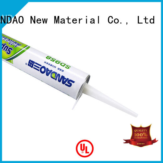 SANDAO best MS adhesive series factory for screws