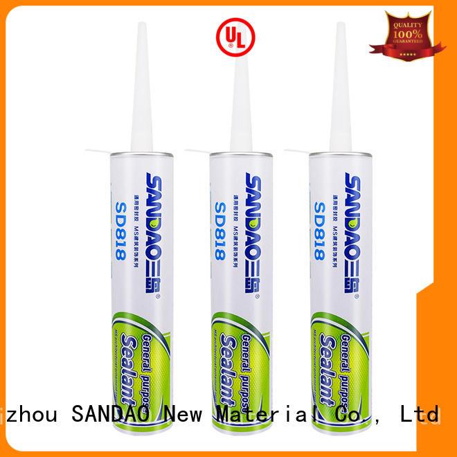 SANDAO sealant MS adhesive series producer for screws