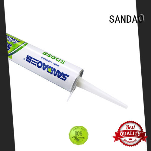 glue MS adhesive series in-green for fixing products SANDAO