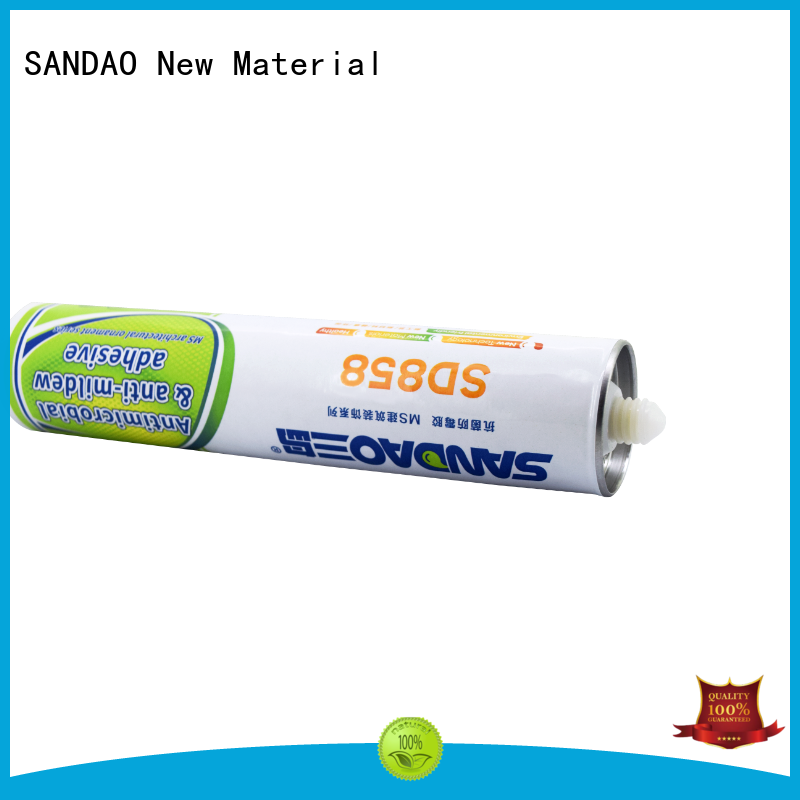 antifungal ms polymer adhesive purpose for screws SANDAO