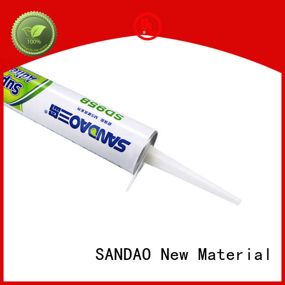 SANDAO new-arrival MS adhesive series effectively for screws