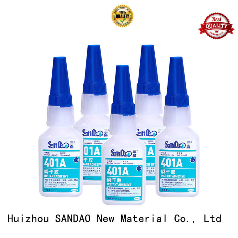 SANDAO Silicone bonding adhesive marketing for electrical products