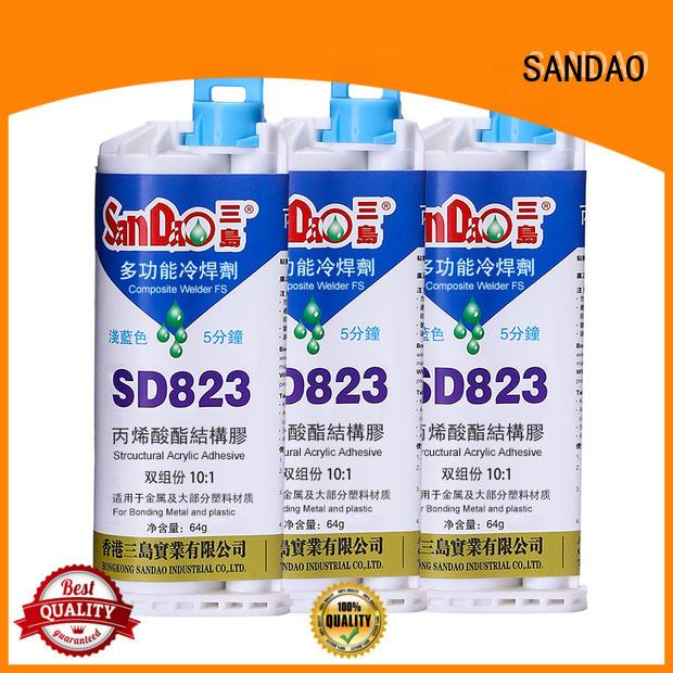 SANDAO bonding epoxy ab glue free design for oven