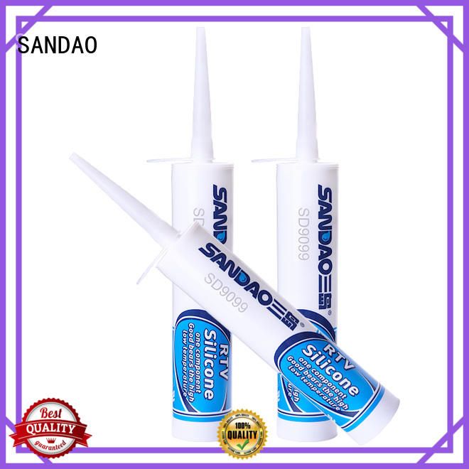 SANDAO effective One-component RTV silicone rubber TDS for power module
