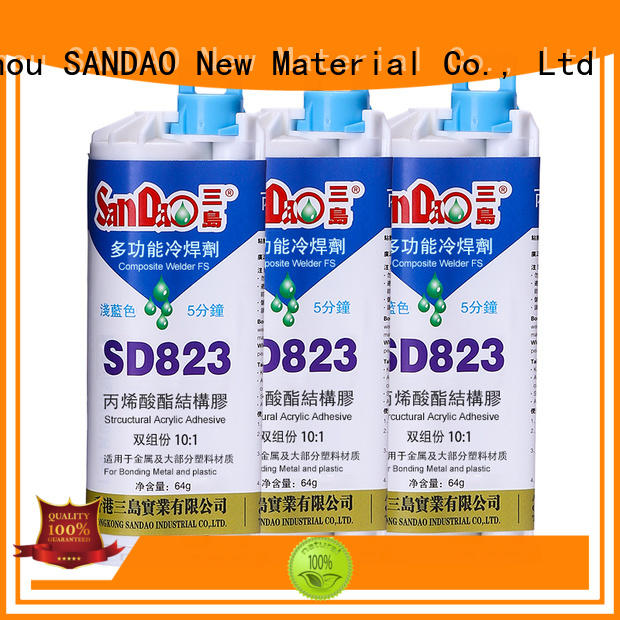 comfortable ab glue factory price for coffee pot gap filling