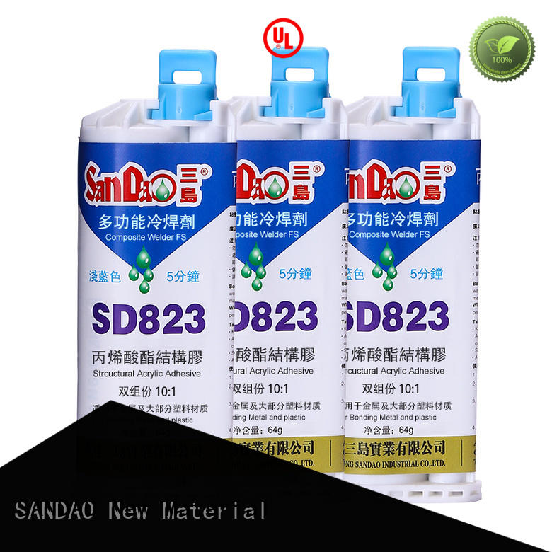 SANDAO first-rate epoxy resin sealant from manufacturer for Semiconductor refrigeration