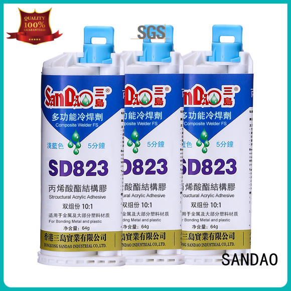 inexpensive epoxy ab glue potting from manufacturer for TV power amplifier tube