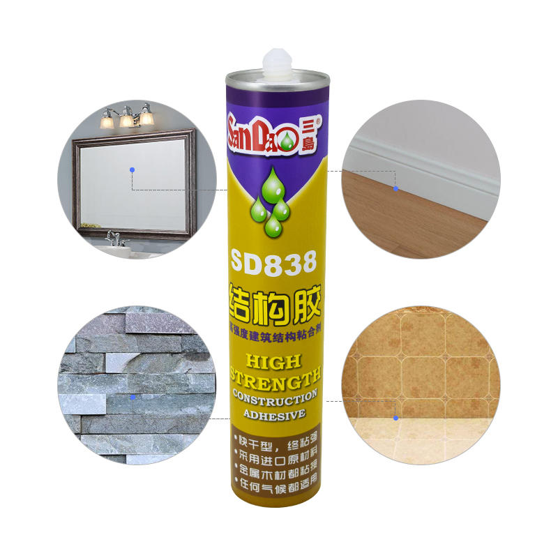 SD838 all-purpose nail-free adhesive
