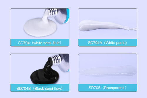 environmental  One-component RTV silicone rubber TDScoating widely-use for electronic products-10