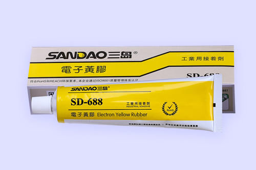 SANDAO One-component RTV silicone rubber TDS factory for screws-11