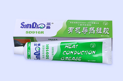 SANDAO effective rtv silicone rubber  manufacturer for screws-11