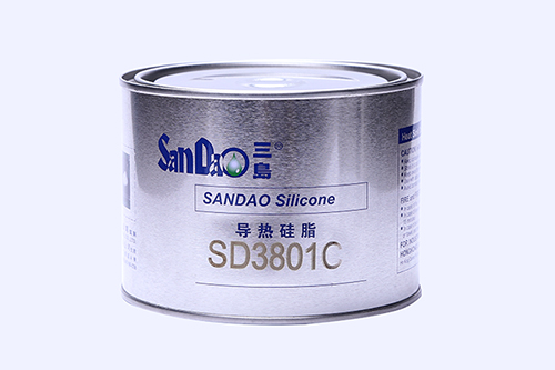 SANDAO retardant rtv silicone rubber producer for substrate-8