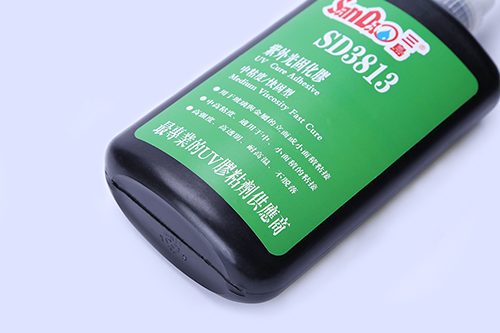 SD3813UV  Glass & metal UV adhesive-11