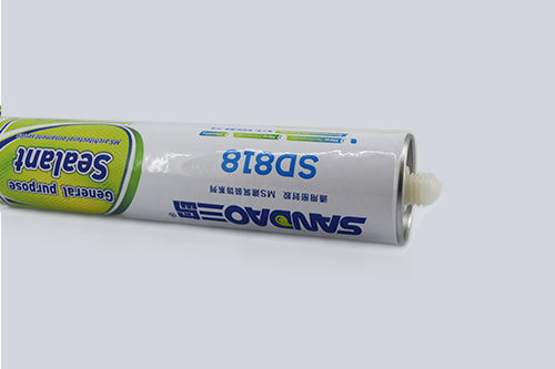 SD818  MS adhesive sealant for concrete walls-10