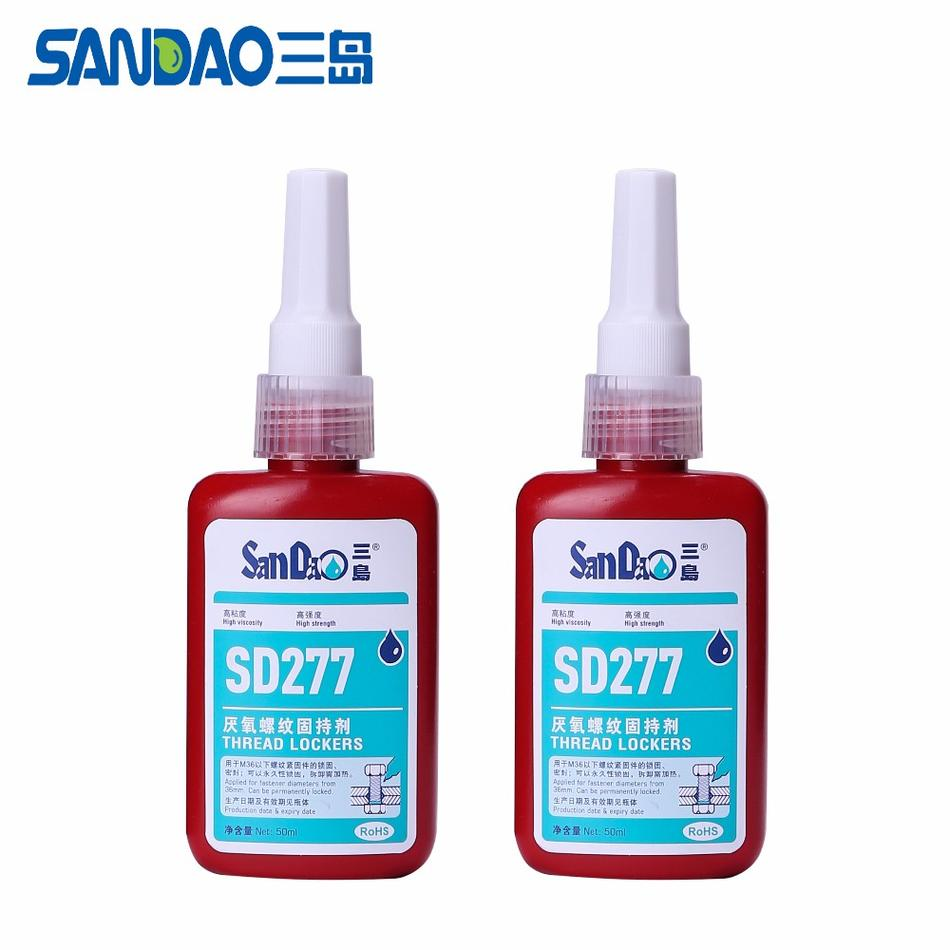 SD277  General Purpose Anaerobic Screw Adhesive thread locker