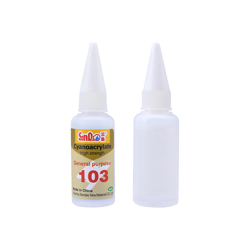 SD103Cyanoacrylateadhesive(superglue)