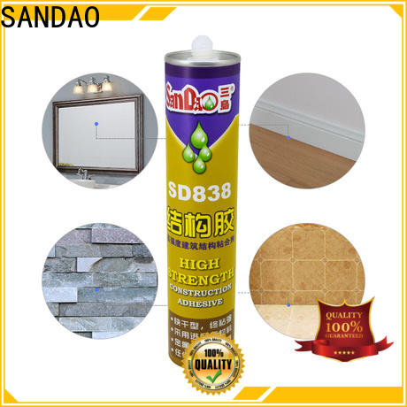 SANDAO adhesive ms adhesive factory price for fixing products