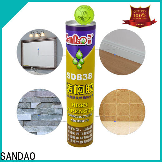 SANDAO nailfree ms adhesive wholesale for fixing products