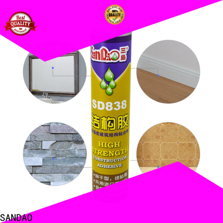 SANDAO high-quality ms adhesive manufacturer for fixing products