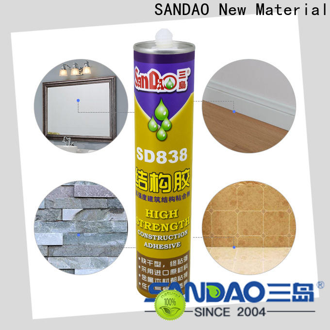 durable modified silane nail free adhesive allpurpose directly sale for electrical products