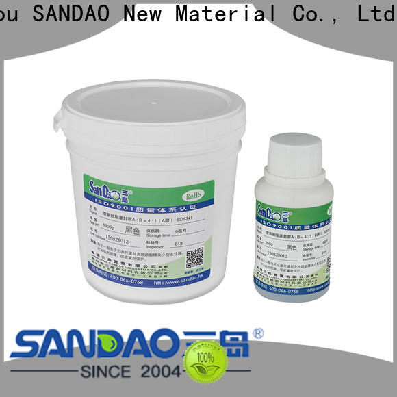 useful Two-component addition-type potting adhesive TDS twocomponent supplier for rubber parts
