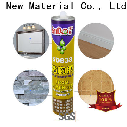 high-quality nail free adhesive adhesive supply for electrical products