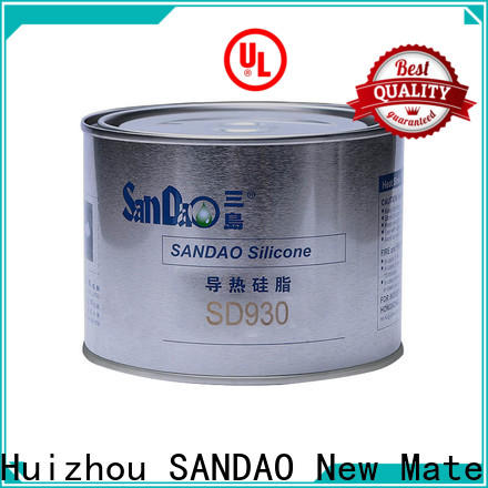 SANDAO Thermal conductive material TDS vendor for heat sink