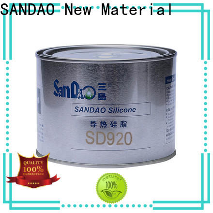 SANDAO stable Thermal conductive material TDS producer for induction cooker